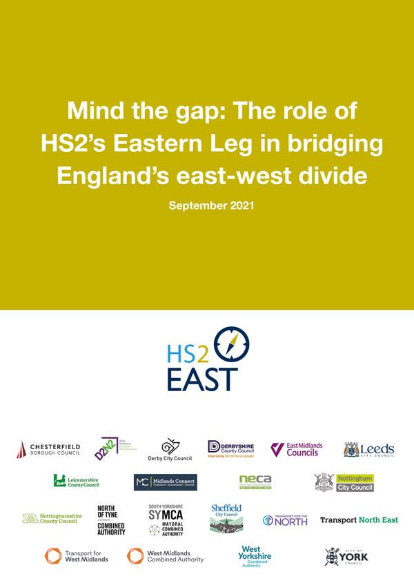 Mind the gap report September 2021